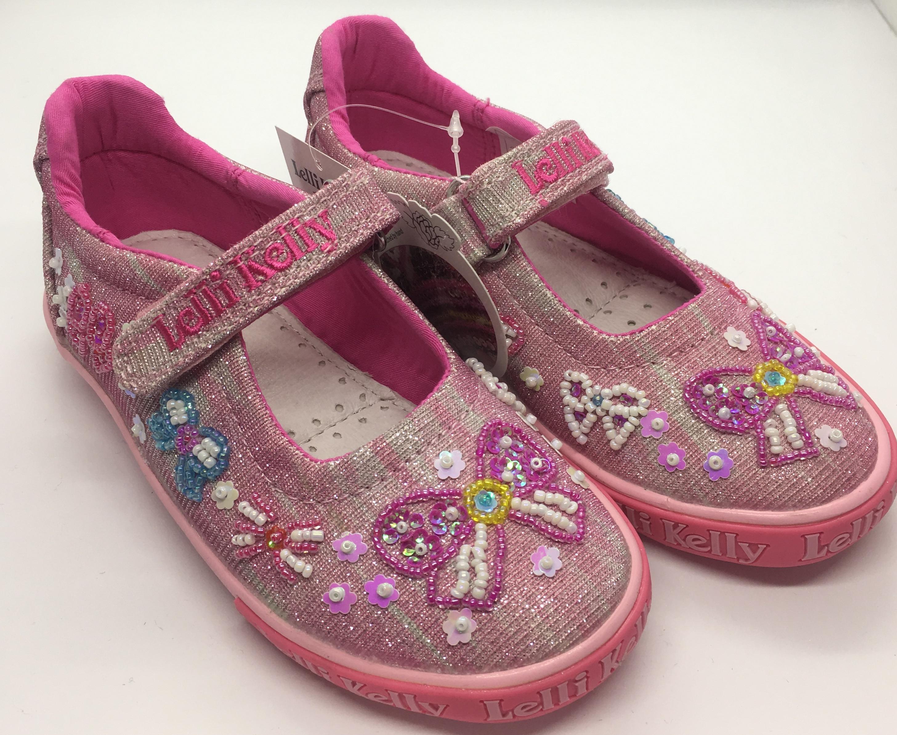 3e0edb9cc82fe Lelli Kelly Shining Bow LK5066 Dolly Shoe   Shooligans Shoes