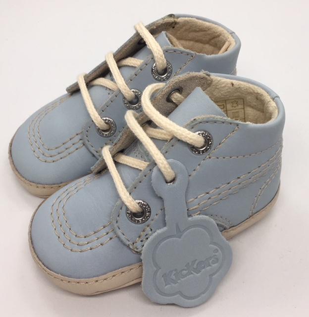 Kickers Baby Kick Bonni - Light Blue